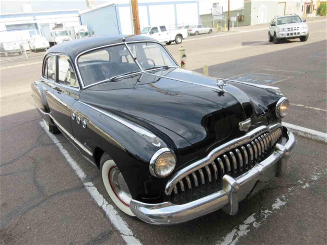 1949 Buick Super for Sale | ClassicCars.com | CC-890571