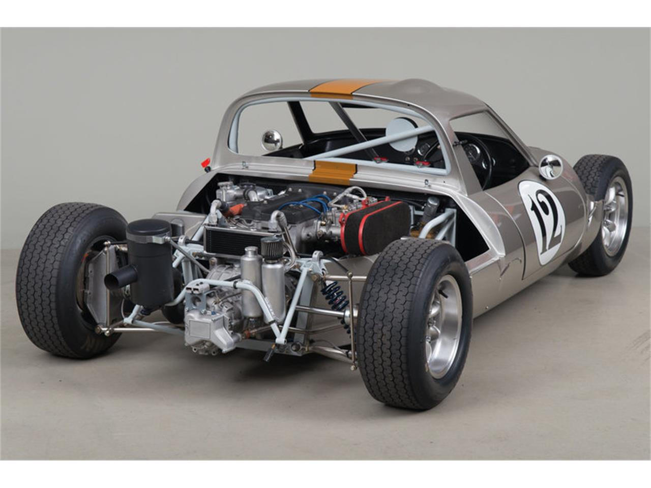 Large Picture of Classic 1967 Ginetta G12 Auction Vehicle Offered by Canepa - J78U