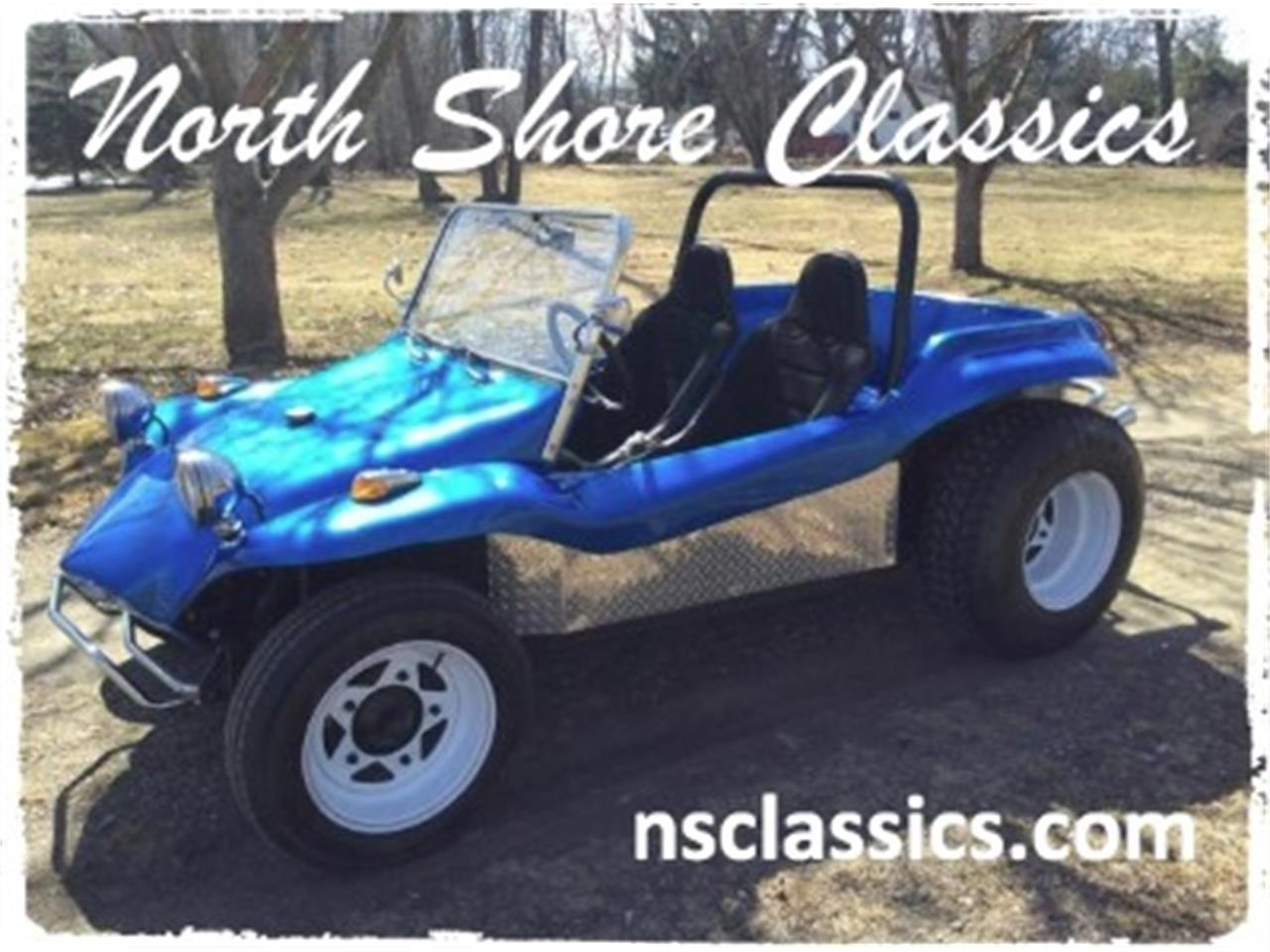 1969 Volkswagen Dune Buggy For Sale Classiccars Com Cc