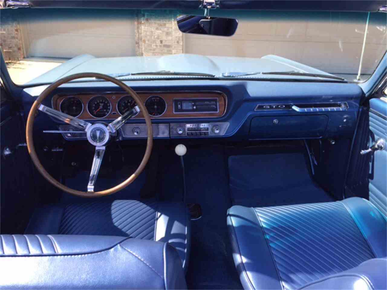 Large Picture of '65 GTO - J7C2