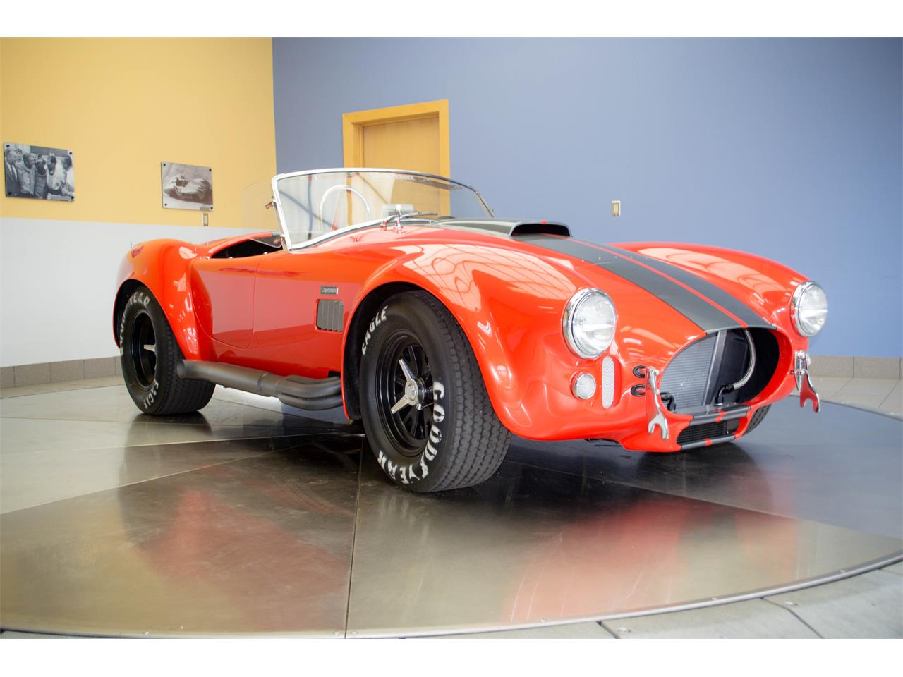 Large Picture of '65 Cobra Superformance Mark III - J7C3