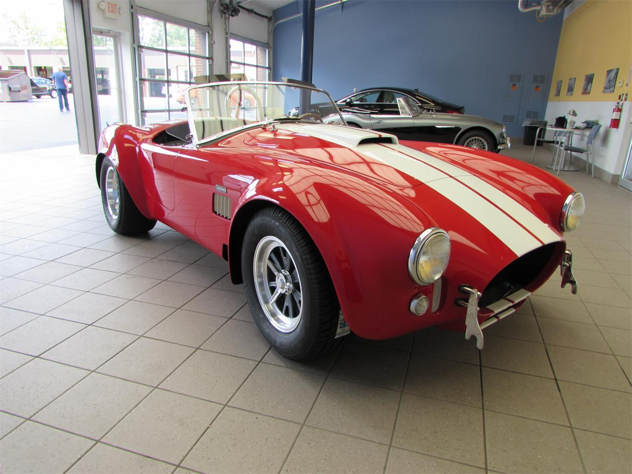 Large Picture of '65 Cobra Superformance Mark III - J7C5