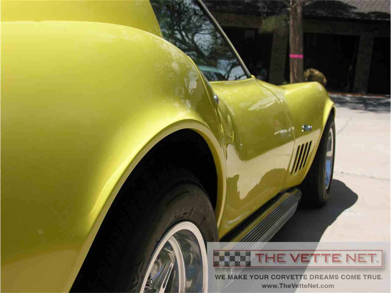 Large Picture of '69 Corvette - J7ES
