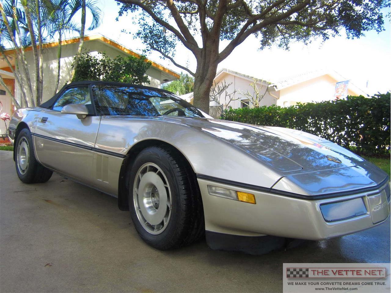 Large Picture of 1987 Chevrolet Corvette - J7EV