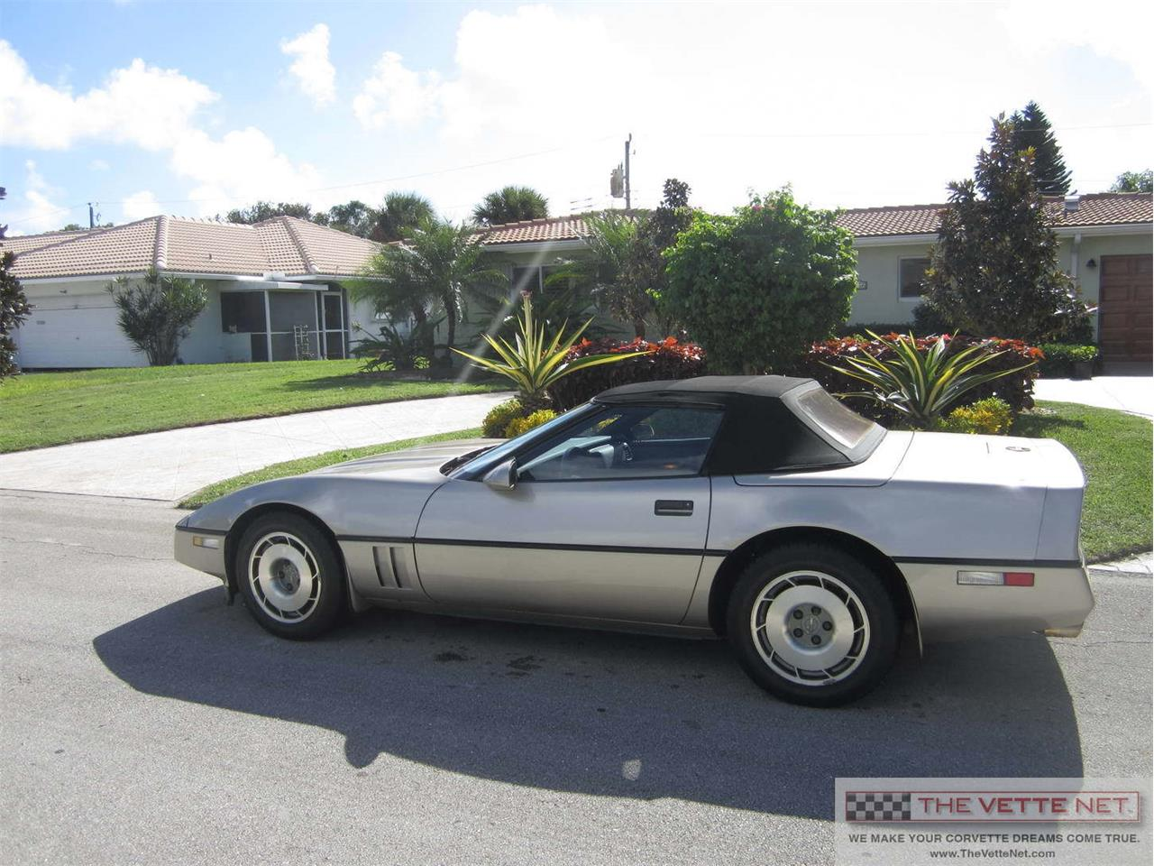 Large Picture of '87 Corvette Offered by The Vette Net - J7EV