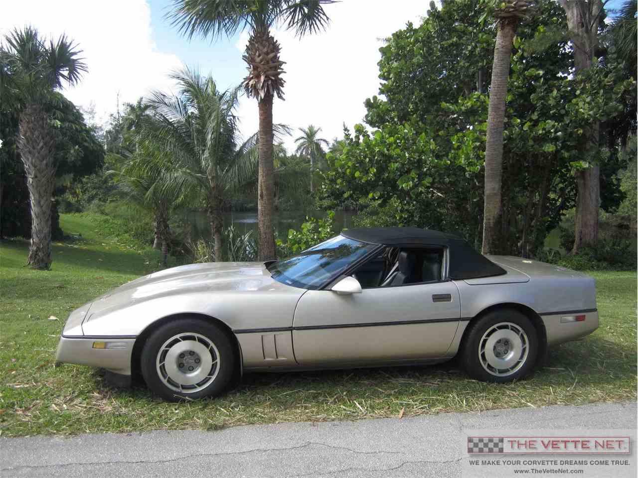Large Picture of '87 Corvette - J7EV