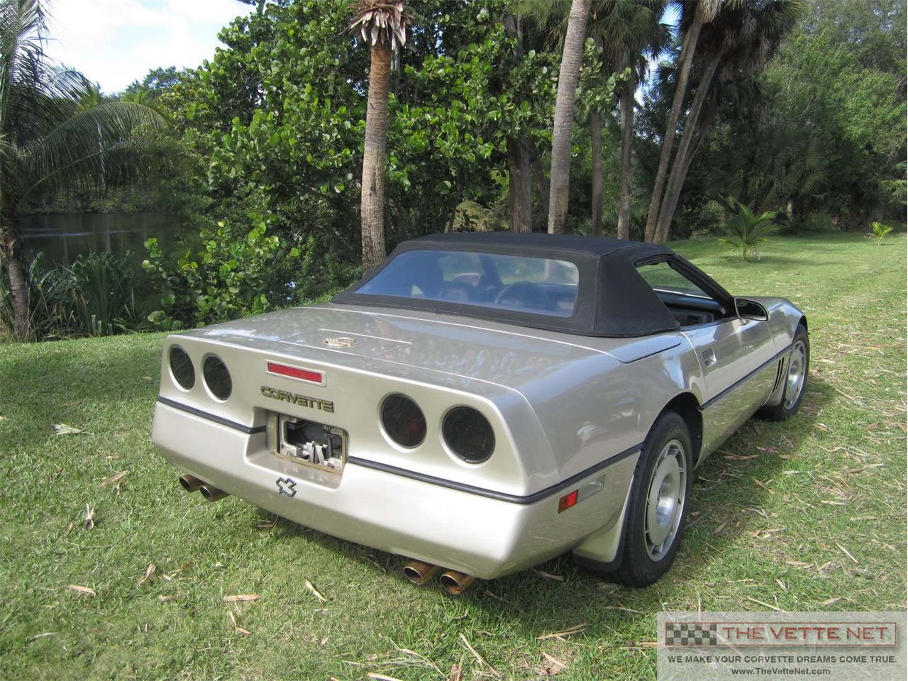 Large Picture of '87 Chevrolet Corvette located in Sarasota Florida Offered by The Vette Net - J7EV