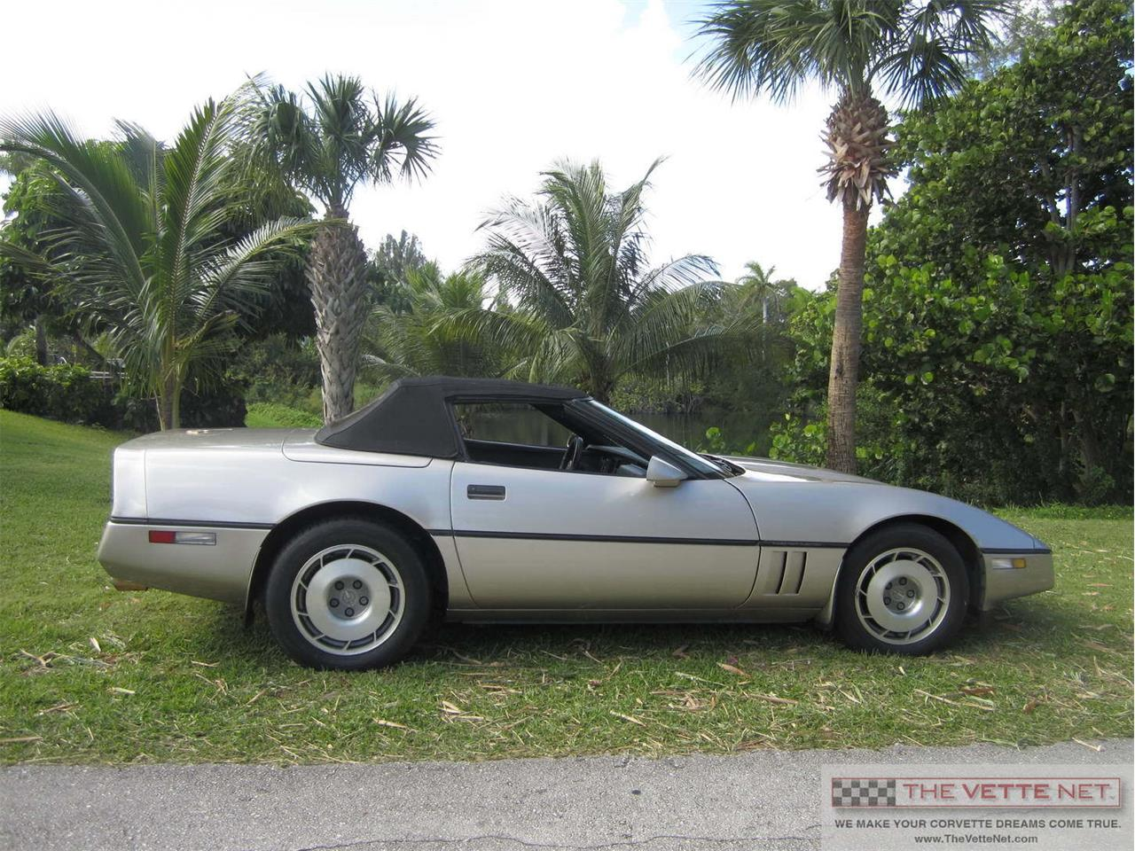 Large Picture of '87 Chevrolet Corvette located in Florida - $6,990.00 Offered by The Vette Net - J7EV