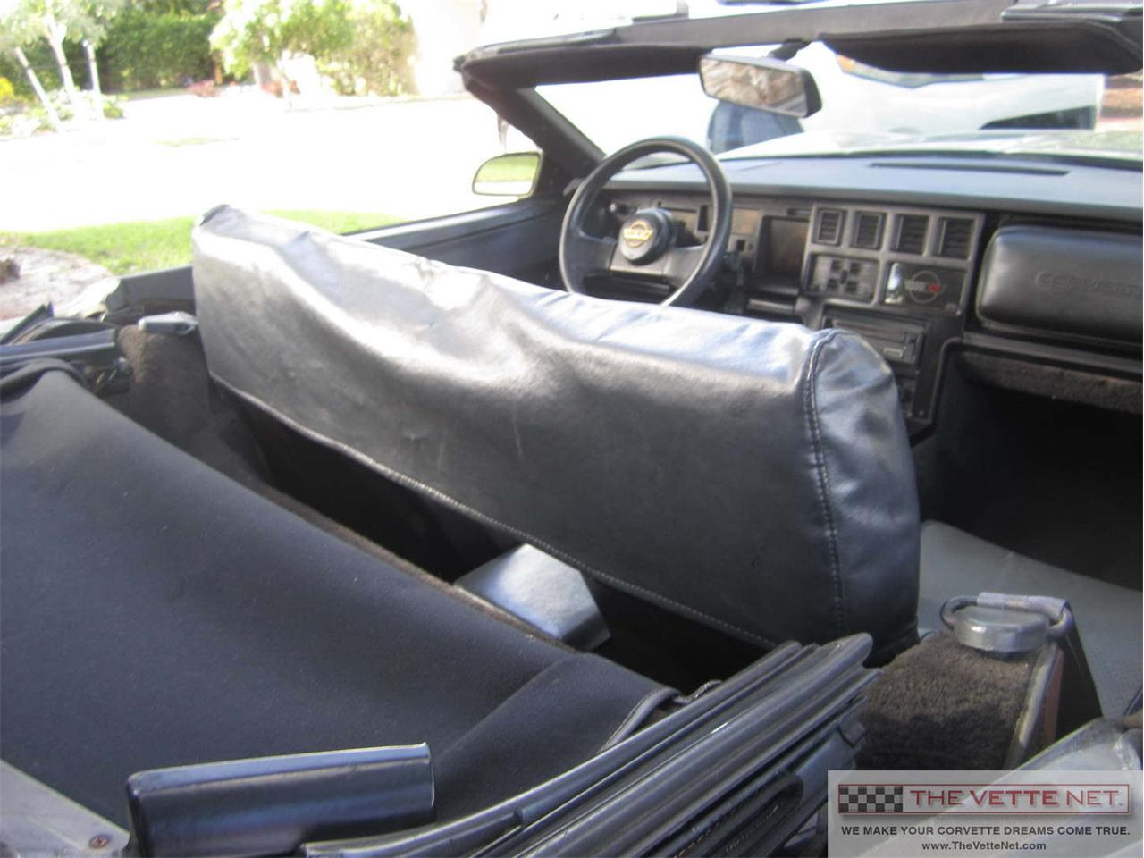 Large Picture of 1987 Corvette located in Sarasota Florida - $6,990.00 Offered by The Vette Net - J7EV