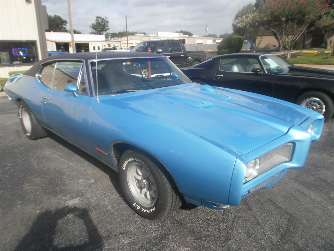For Sale: 1968 Pontiac GTO in Cleburne, Texas