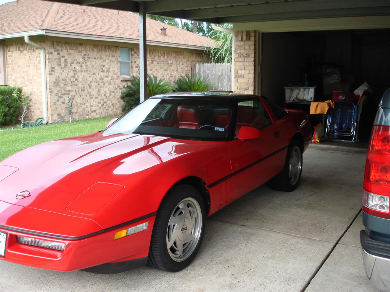 Large Picture of '89 Chevrolet Corvette located in Texas Offered by a Private Seller - J7H4