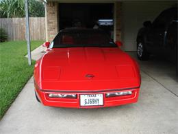 Picture of '89 Corvette located in Pasadena Texas - J7H4