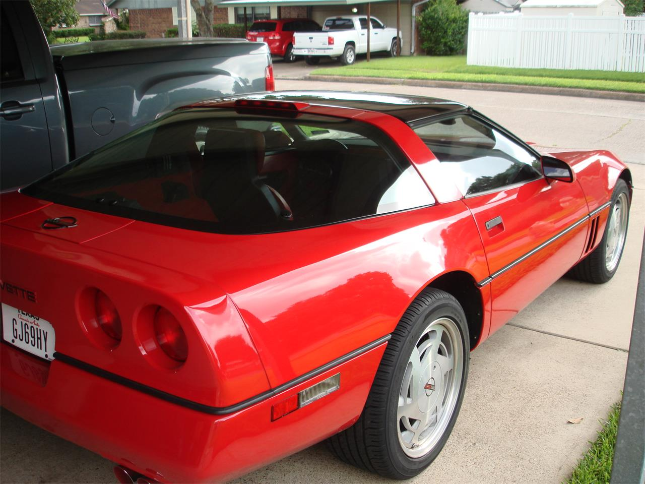 Large Picture of 1989 Corvette located in Texas - $19,500.00 Offered by a Private Seller - J7H4
