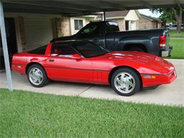 Picture of 1989 Chevrolet Corvette Offered by a Private Seller - J7H4