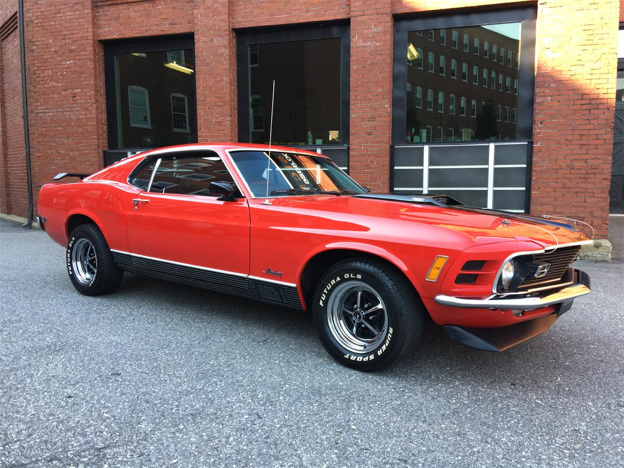 1970 Ford Mustang Mach 1 For Sale Cc 896155 Large Picture Of 70 J7h7