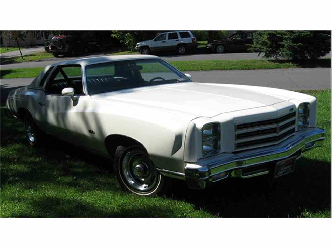 Large Picture of '76 Monte Carlo - J37N