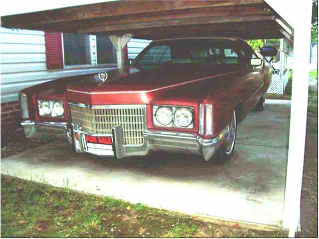 Picture of 1971 Eldorado Offered by a Private Seller - J37Q