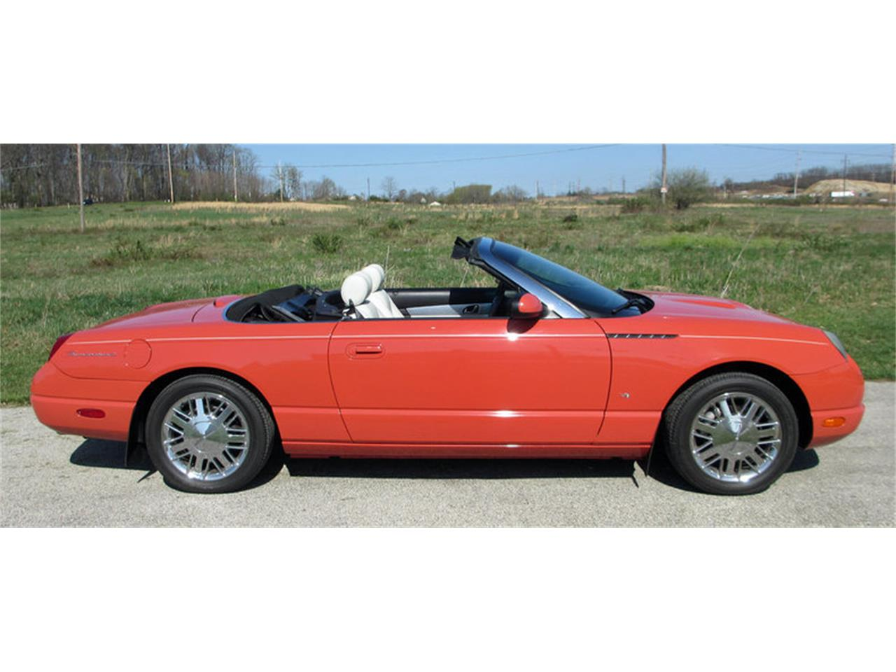 Large Picture of 2003 Ford Thunderbird - $28,500.00 - J7OZ
