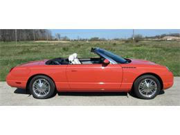 Picture of 2003 Ford Thunderbird Offered by Connors Motorcar Company - J7OZ