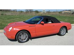 Picture of '03 Thunderbird located in West Chester Pennsylvania - $28,500.00 - J7OZ