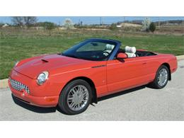 Picture of 2003 Thunderbird located in Pennsylvania - $28,500.00 Offered by Connors Motorcar Company - J7OZ