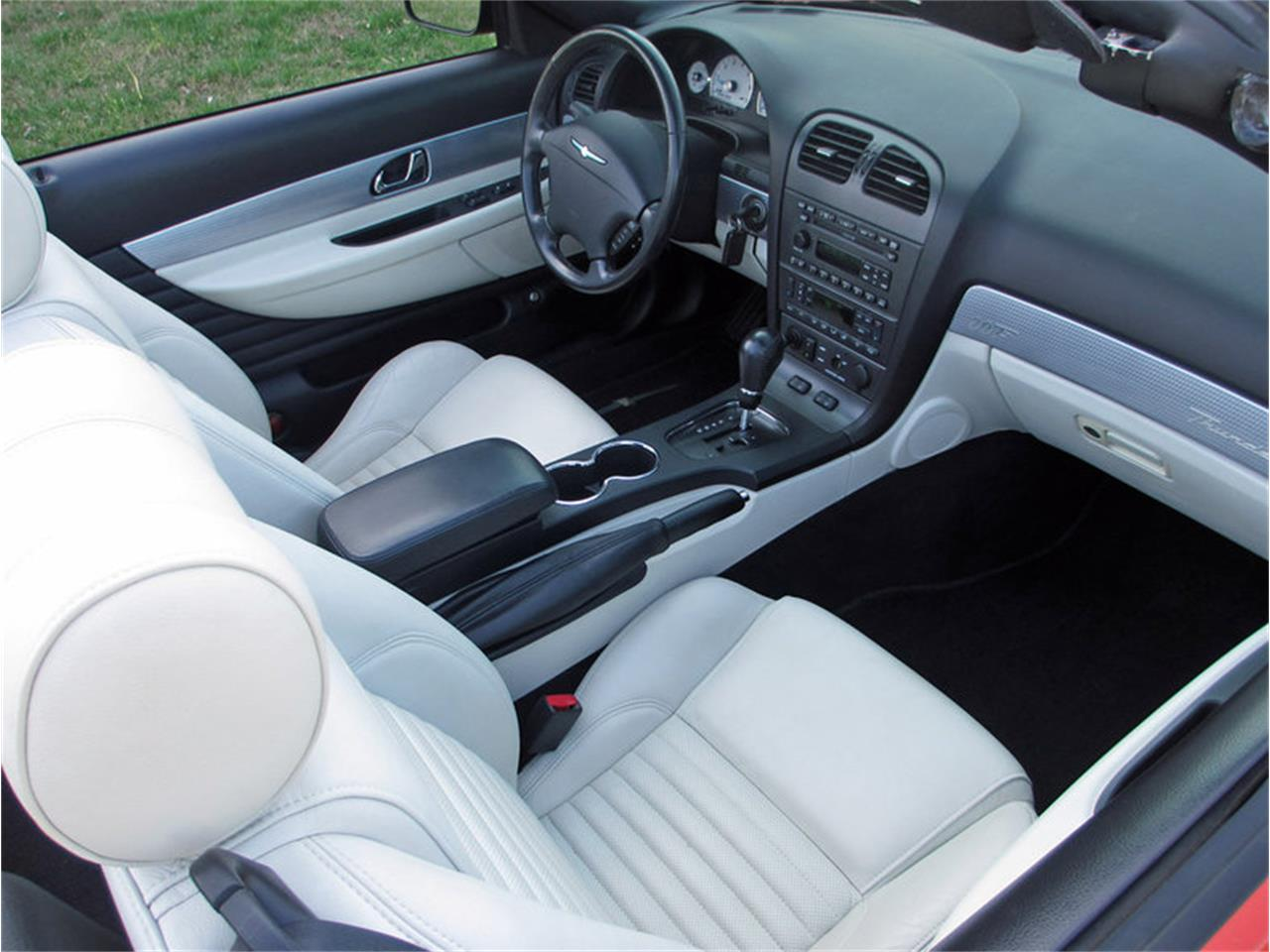 Large Picture of '03 Ford Thunderbird located in West Chester Pennsylvania - J7OZ