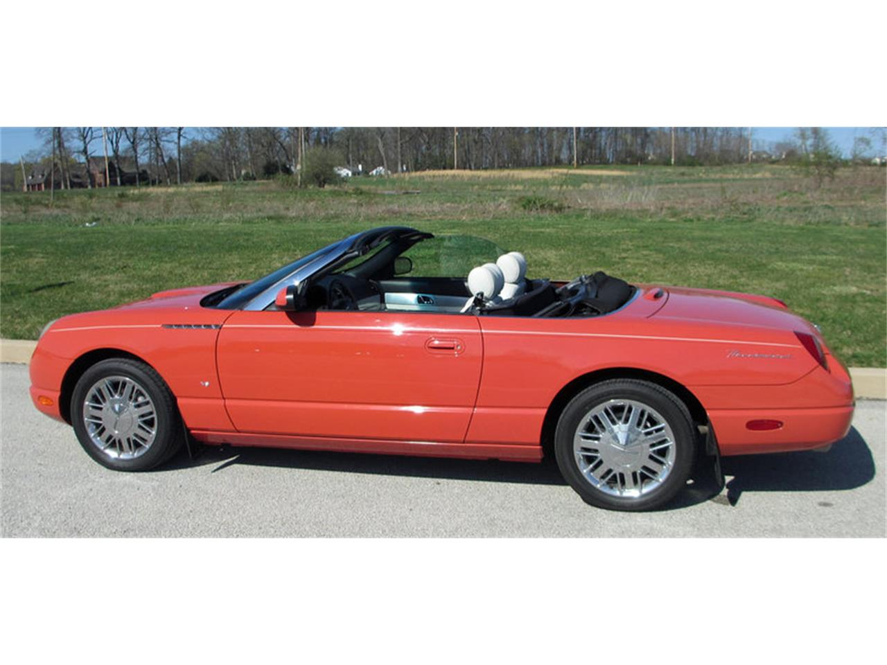 Large Picture of '03 Ford Thunderbird located in Pennsylvania Offered by Connors Motorcar Company - J7OZ