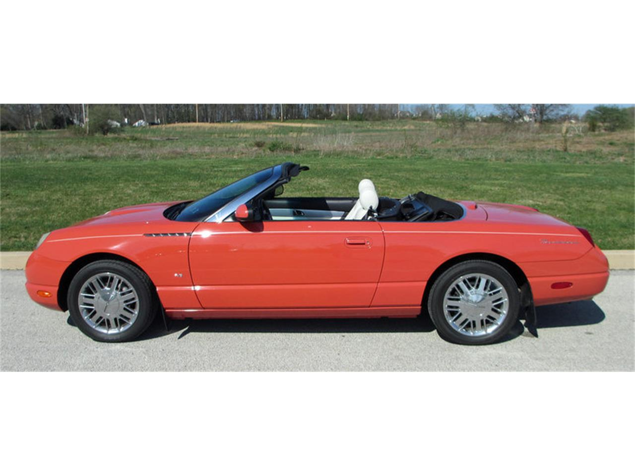 Large Picture of 2003 Thunderbird Offered by Connors Motorcar Company - J7OZ