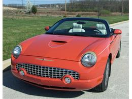 Picture of '03 Ford Thunderbird located in Pennsylvania - $28,500.00 Offered by Connors Motorcar Company - J7OZ