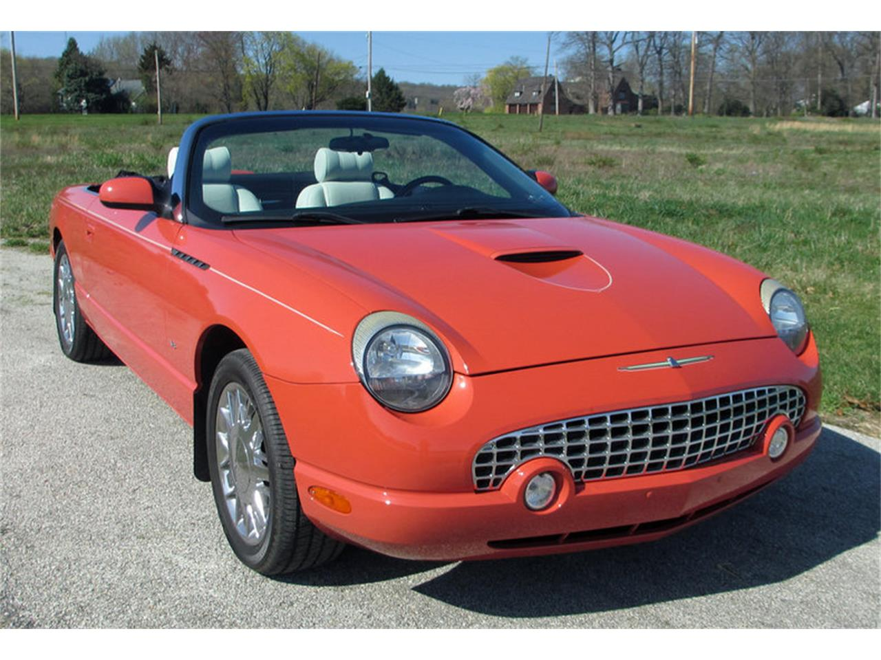 Large Picture of 2003 Thunderbird - $28,500.00 Offered by Connors Motorcar Company - J7OZ