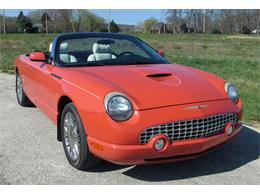 Picture of 2003 Thunderbird located in West Chester Pennsylvania - $28,500.00 - J7OZ