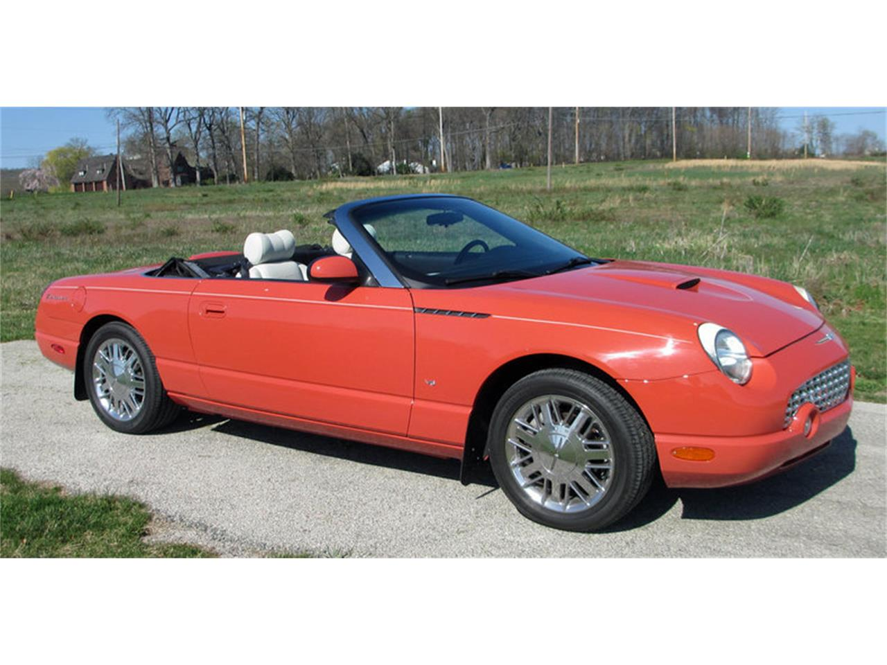 Large Picture of 2003 Ford Thunderbird - J7OZ