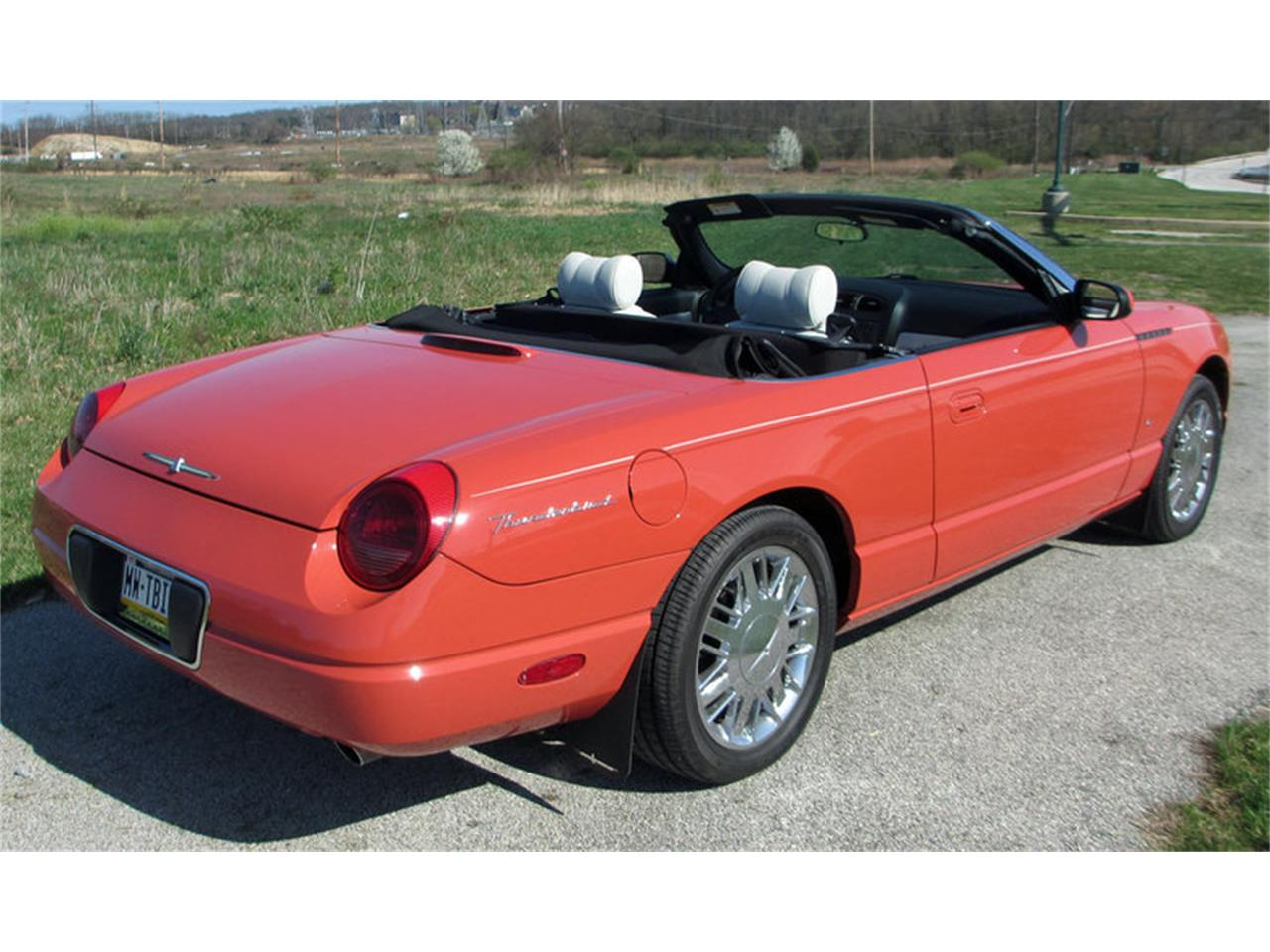 Large Picture of 2003 Ford Thunderbird located in West Chester Pennsylvania - J7OZ