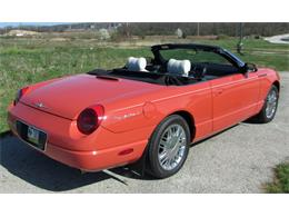 Picture of 2003 Thunderbird located in West Chester Pennsylvania - $28,500.00 Offered by Connors Motorcar Company - J7OZ