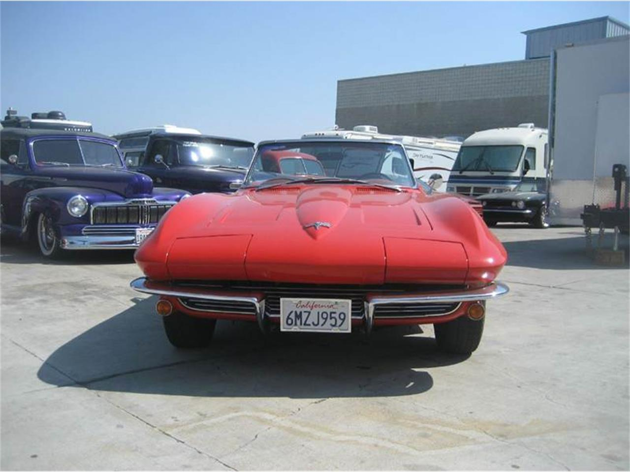 Large Picture of Classic 1964 Chevrolet Corvette Auction Vehicle Offered by Highline Motorsports - J7P3