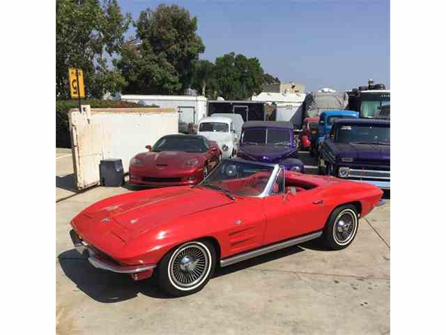 Picture of Classic '64 Corvette located in Brea California Offered by  - J7P3