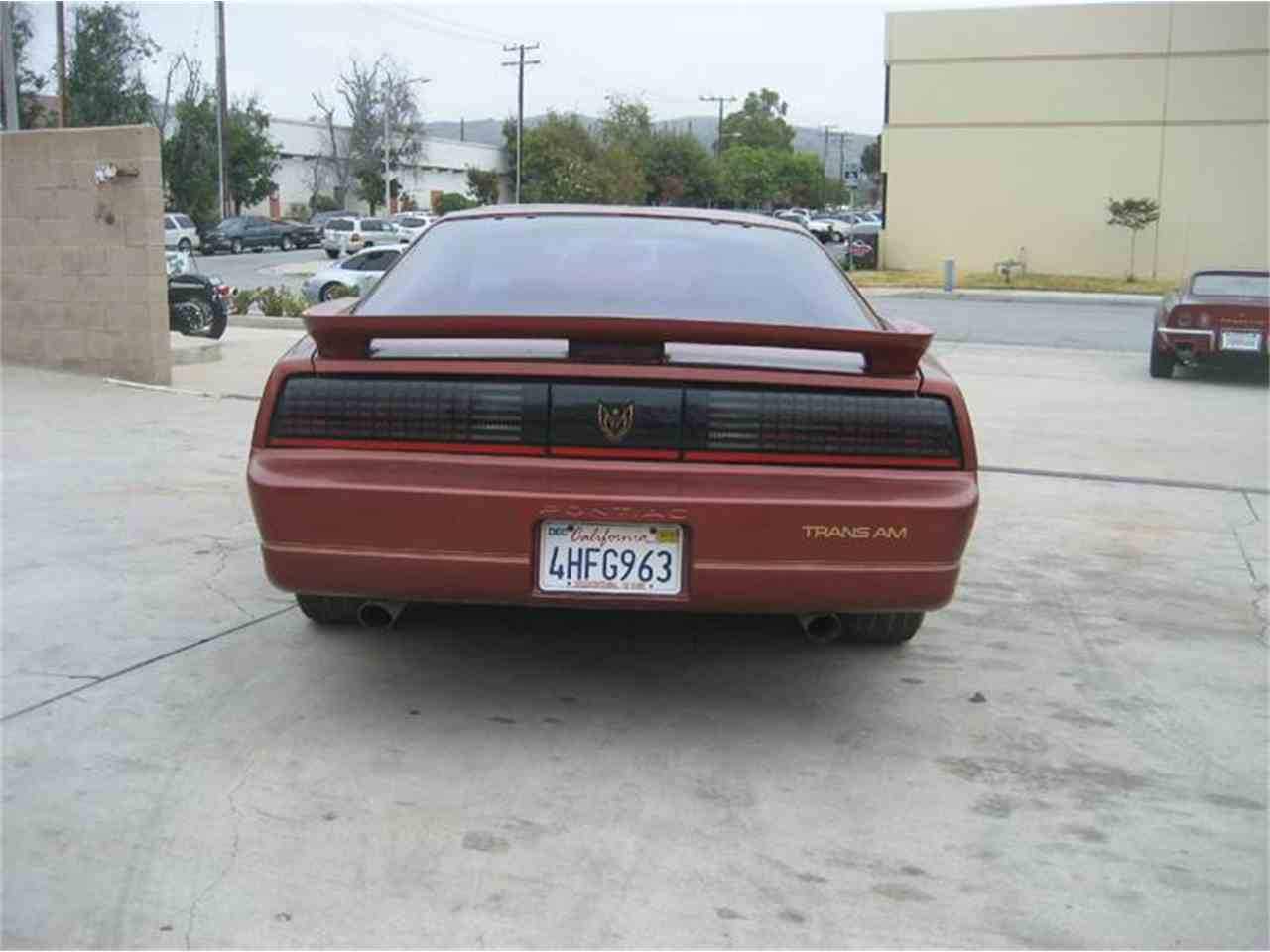 Large Picture of '89 Firebird - J7P4