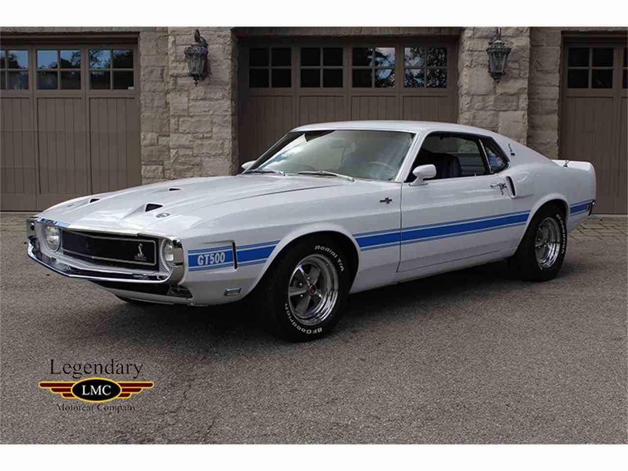 Large Picture of Classic 1969 GT500 located in Ontario Offered by Legendary Motorcar Company - J7PJ