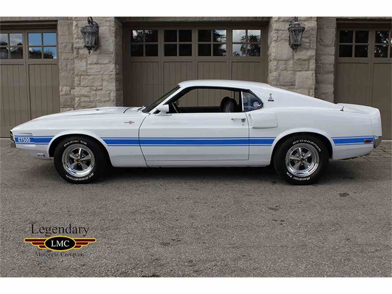 Large Picture of Classic 1969 GT500 located in Ontario - $79,900.00 Offered by Legendary Motorcar Company - J7PJ
