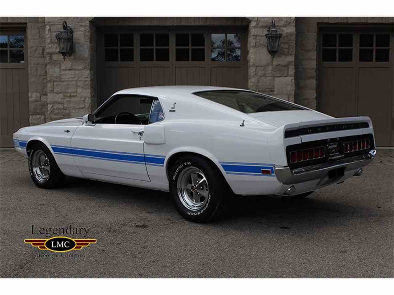 Large Picture of '69 Shelby GT500 located in Ontario Offered by Legendary Motorcar Company - J7PJ