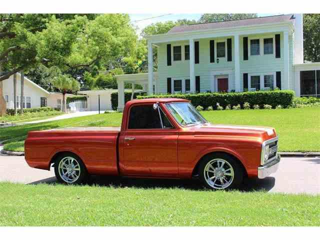 Picture of Classic 1969 C/K 10 located in Florida - J7Q3