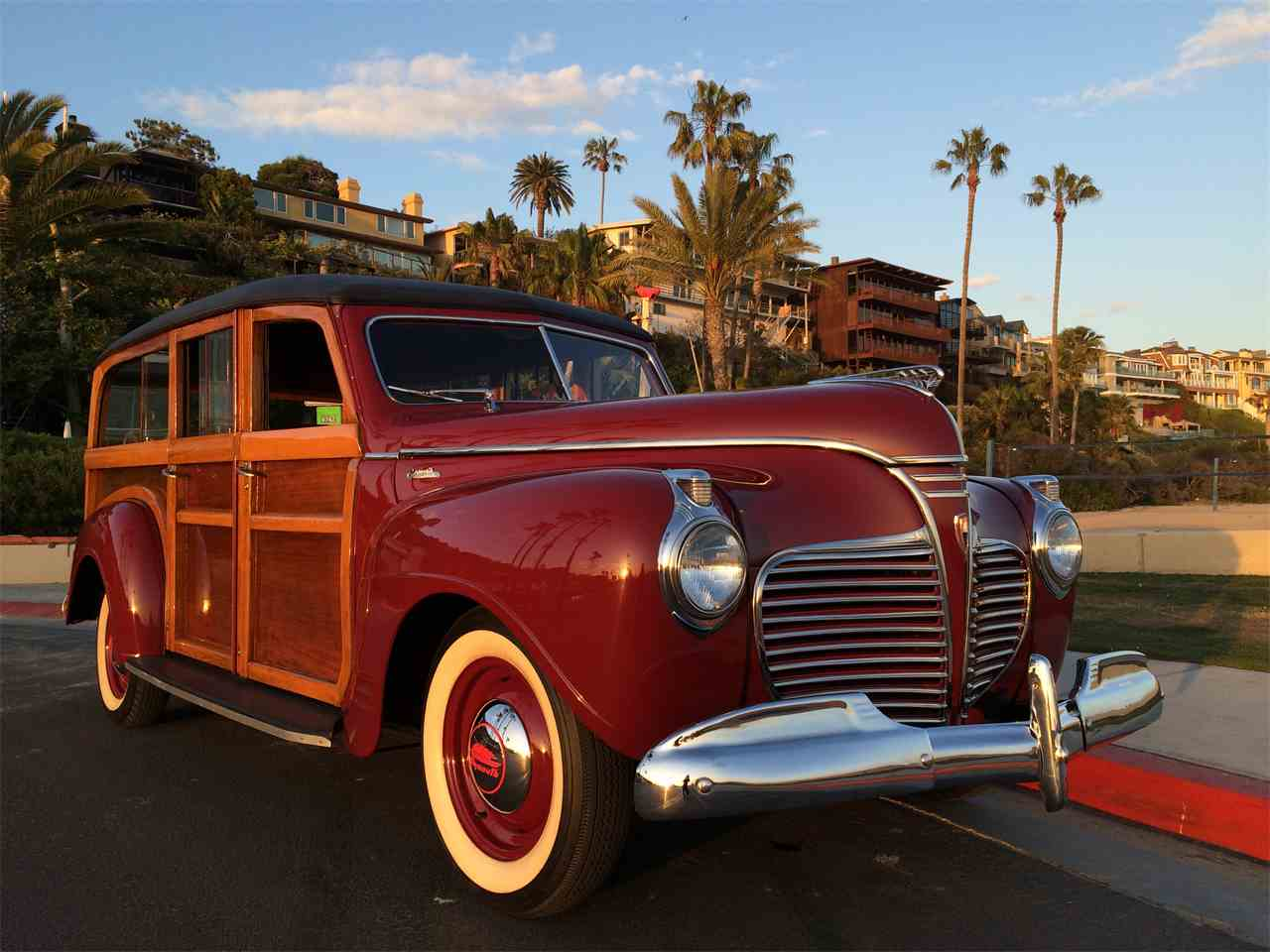 Large Picture of '41 Woody Wagon - J7RL