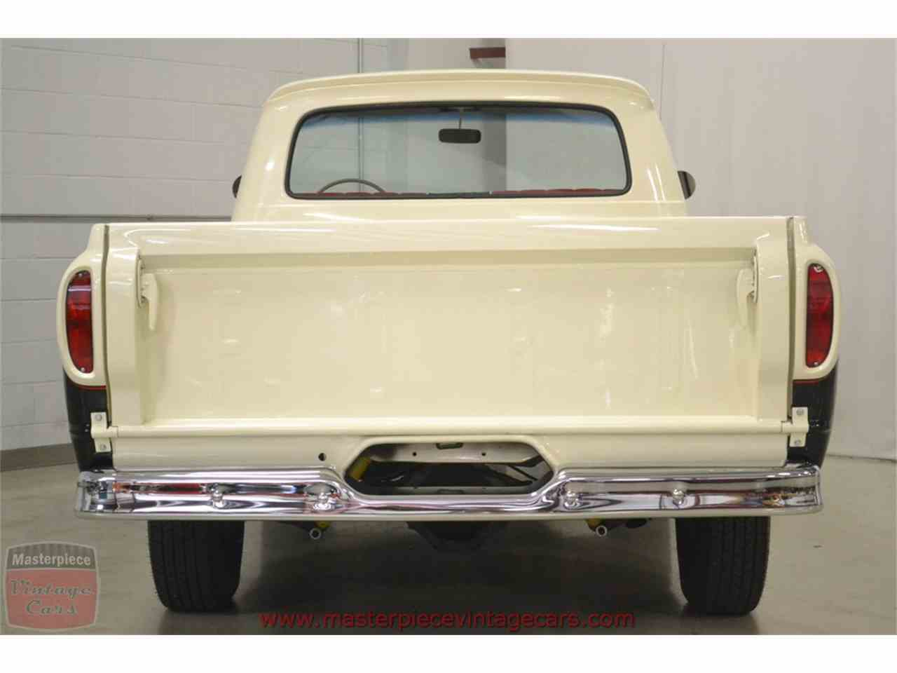 Large Picture of '63 F100 - J7RO