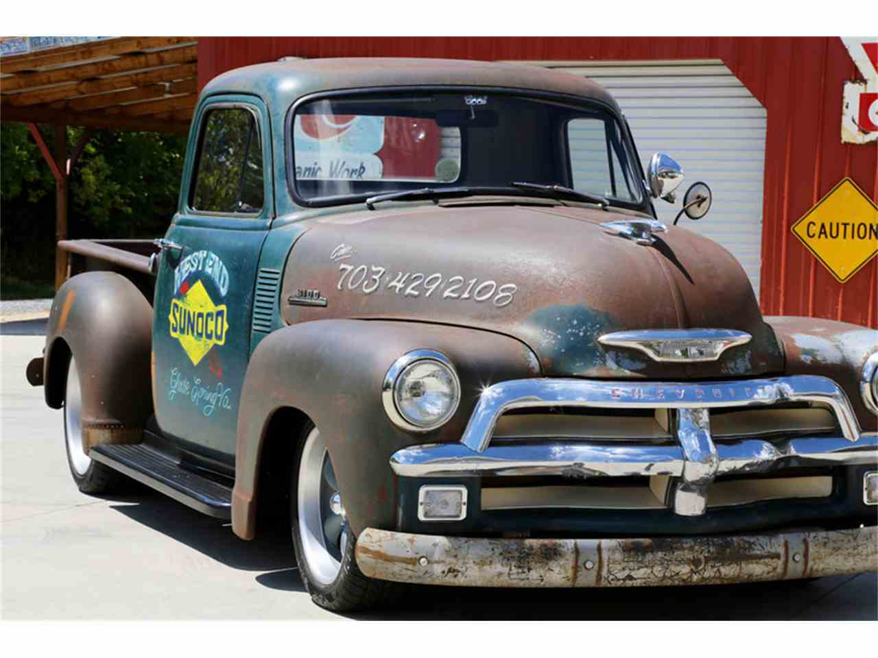 Large Picture of Classic 1954 3100 - $37,995.00 Offered by Smoky Mountain Traders - J7SE