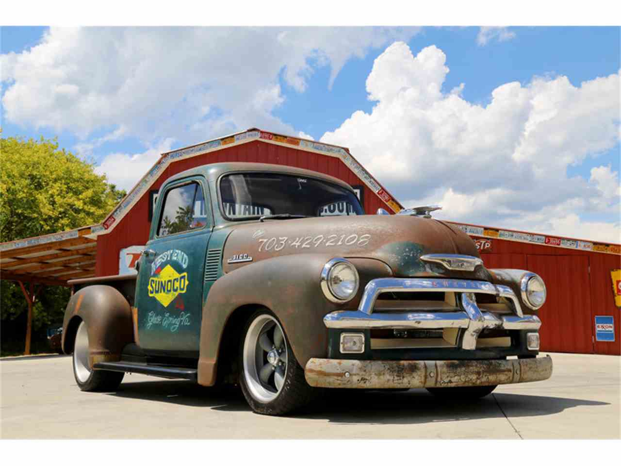 Large Picture of '54 Chevrolet 3100 located in Lenoir City Tennessee - J7SE