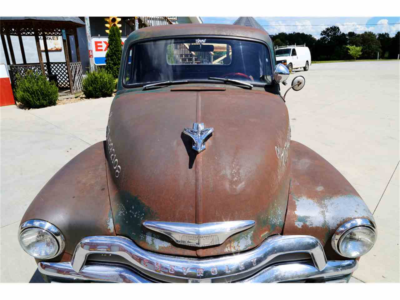 Large Picture of Classic '54 Chevrolet 3100 located in Tennessee - $37,995.00 Offered by Smoky Mountain Traders - J7SE