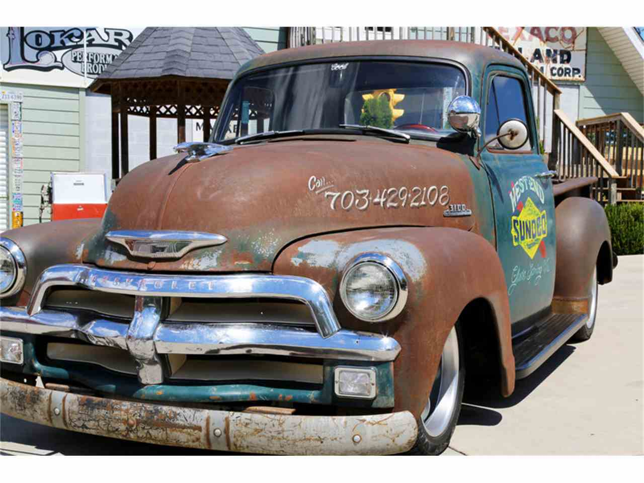 Large Picture of 1954 Chevrolet 3100 located in Tennessee Offered by Smoky Mountain Traders - J7SE