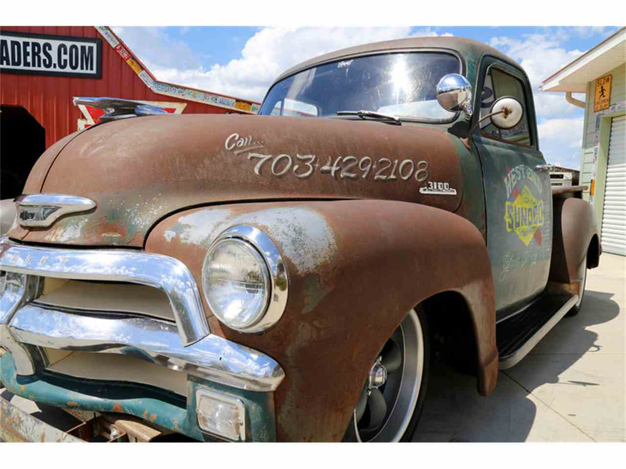 Large Picture of Classic '54 3100 located in Lenoir City Tennessee Offered by Smoky Mountain Traders - J7SE