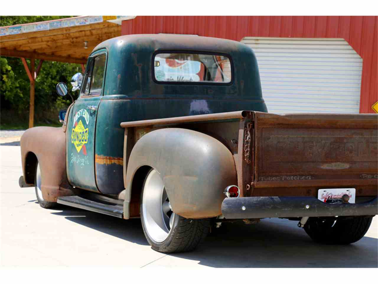 Large Picture of Classic '54 Chevrolet 3100 - J7SE