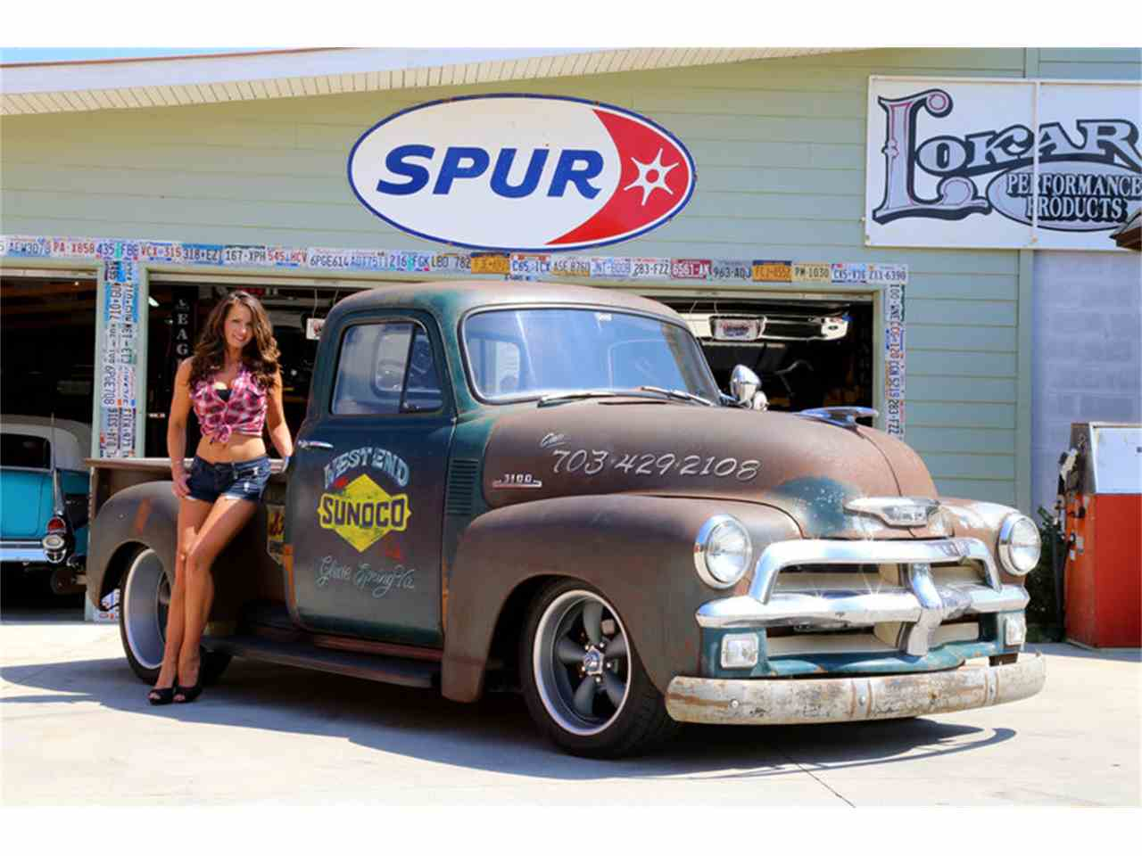 Large Picture of Classic 1954 Chevrolet 3100 - $37,995.00 Offered by Smoky Mountain Traders - J7SE